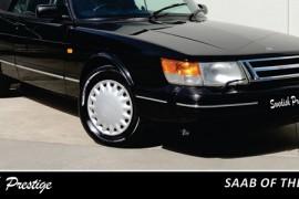 Saab 900i Restoration Swedish Prestige