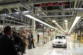 Nevs Saab First Car Swedish Prestige