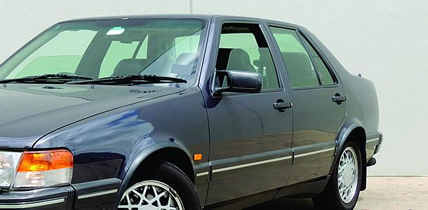 Saab of the Week: Saab 9000
