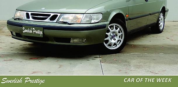 Car of the Week: 1998 Saab 9-3