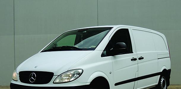 Car of the Week: Mercedes-Benz Vito Van
