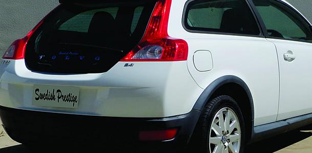 Car of the Week: 2009 Volvo C30 Manual