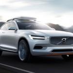 New Volvo Concept XC Coupe Swedish Prestige