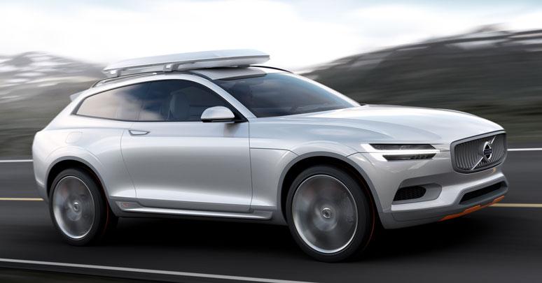 New Volvo Concept XC Coupé