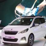 Peugeot Geneva Motor Show Swedish Prestige