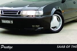 SAAB of the Week 1996 SAAB 9000 Aero Swedish Prestige