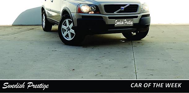 Car of the Week: 2003 VOLVO XC90