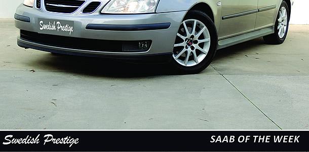 SAAB of the Week: 2004 SAAB 9-3 Turbo