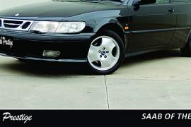 SAAB of the Week 2000 9-3 SAAB Swedish Prestige