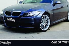 Car of the Week 2008 BMW 320 Swedish Prestige