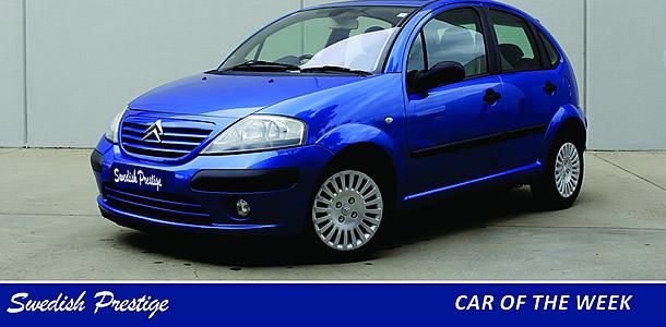 Car of the Week: 2003 Citroen C3