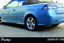 SAAB of the Week 2008 SAAB 9-3 Swedish Prestige