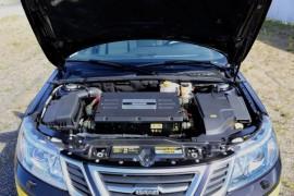 SAAB Electric Vehicle Swedish Prestige