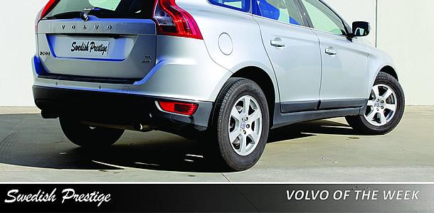 Car of the Week: 2009 VOLVO XC60