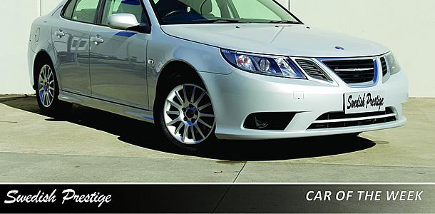 SAAB of the Week: 2008 SAAB 9-3 Diesel