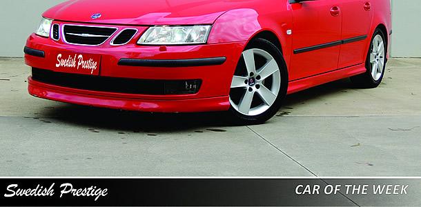SAAB of the Week: 2007 SAAB 9-3 Aero V6 Turbo