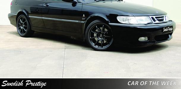 Car of the Week: 1999 Saab 9-3 Viggen