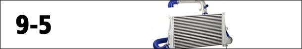 SAAB 9-5 do88 Performance Intercoolers Swedish Prestige