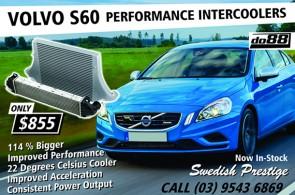 do88 Volvo S60 Intercooler Swedish Prestige