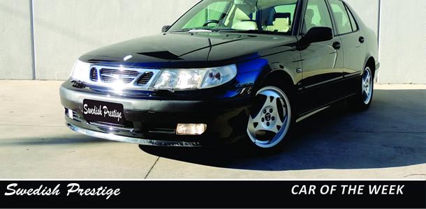 Car of the Week: Saab 9-5 Aero