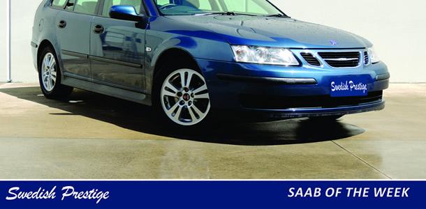 Saab of the Week: Saab 9-3 Diesel