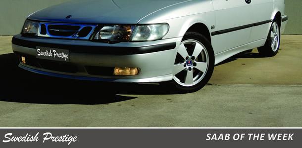 SAAB of the Week: 2002 Saab 9-3