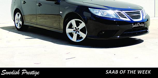 Saab of the Week: Saab 9-3