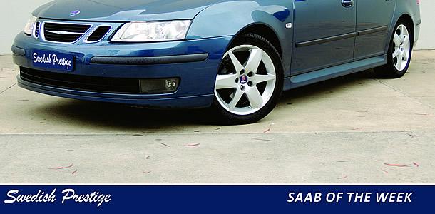 Saab of the Week: Saab 9-3 TDi