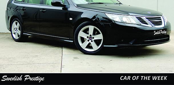 Car of the Week: 2008 SAAB 9-3 Wagon