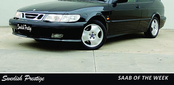 SAAB of the Week: 2000 SAAB 9-3