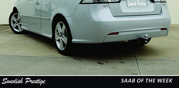 SAAB of the Week: 2008 SAAB 9-3 Convertible