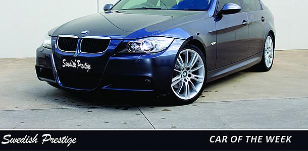 Car of the Week: 2008 BMW 320