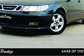 SAAB of the Week SAAB 9-5 Turbo Swedish Prestige