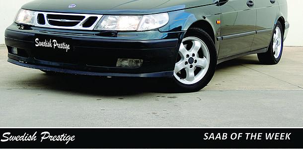 SAAB of the Week: 1998 SAAB 9-5 Turbo