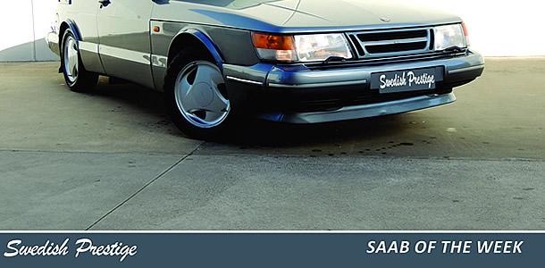 SAAB of the Week: 1993 Saab 900i