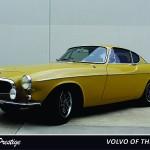 VOLVO of the Week P1800 Swedish Prestige