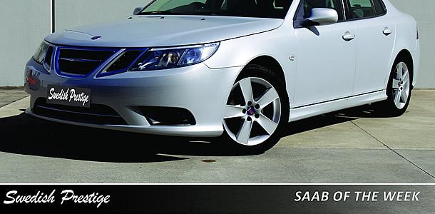 SAAB of the Week: 2007 SAAB 9-3 Diesel