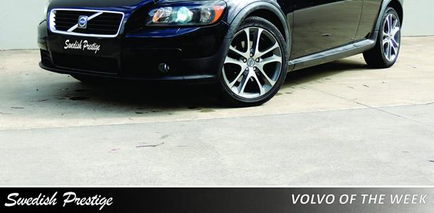 VOLVO of the Week: 2008 VOLVO C30